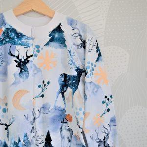 Rastúce pyžamko Jeli